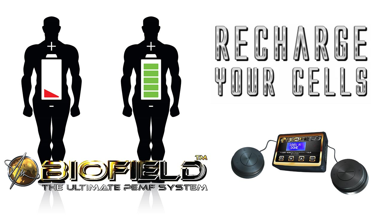 recharge your cells biofield