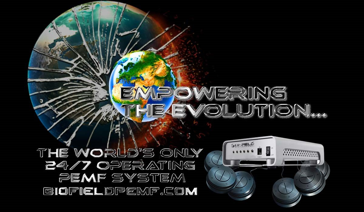 empowering the evolution-PEMF-BIOFIELD